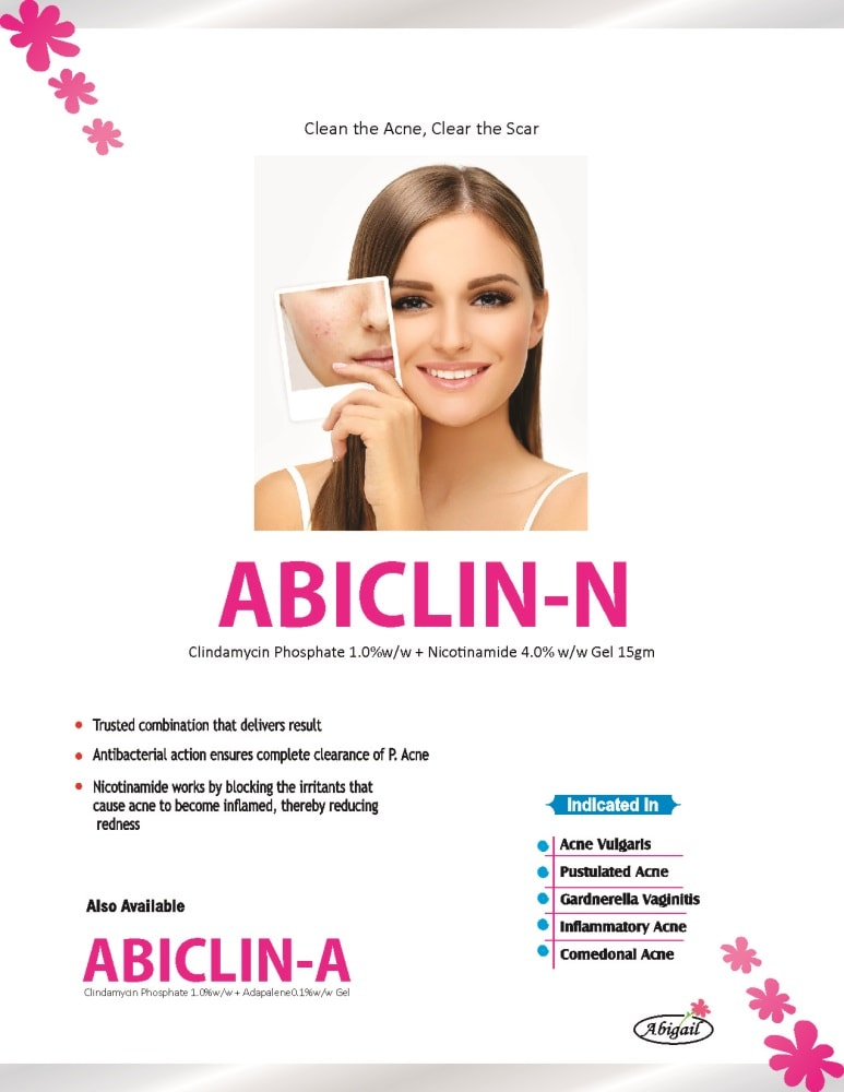 34-Abiclin-N-Abigail-Care-Pharmaceutical-Best-Derma-Pharma-PCD-Franchise-Company